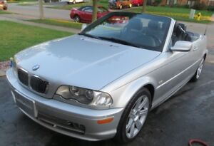 LOW KILOMETER 2002 BEAMER CONVERTIBLE