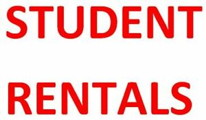 Students $325 per month utilities included