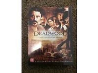 Deadwood box set dvd