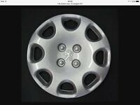 Wanted wheels with tires for Peugeot 307 - 195/65R15