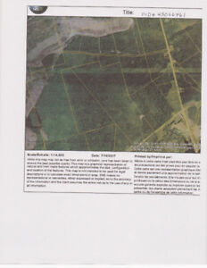 33 ACRES ON THE SALMON RIVER MOUTH ROAD, COAL CREEK, NB