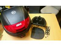 GIVI TOP BOX AND LUGGAGE BOX