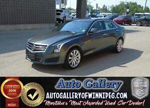 2013 Cadillac ATS Luxury AWD *Lthr