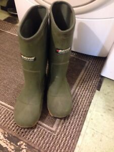 Baffin rig boots