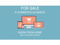 WEBSITE/ ECOMMERCE BUSINESS FOR SALE