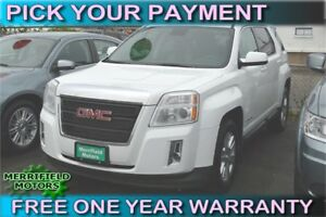 2013 GMC Terrain SLE AWD - GOOD 2 YEAR WARRANTY INCLUDED