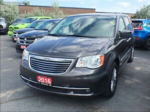 2016 Chrysler Town & Country TOURING L**LEATHER**SUNROOF**DUAL D