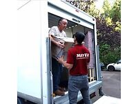 MAN AND VAN SERVICE - Call for an instant quote or visit our website. Mayer Removals