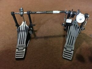 Double bass pedal for single one