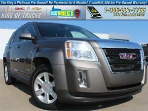 2011 GMC Terrain SLE-2 Local | One Owner | PST Paid
