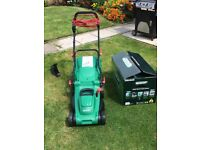 QUALCAST 1600W ELECTRIC ROTARY MOWER FOR SALE