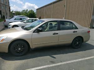 2003 Honda Accord low kms