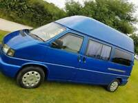Vw t4 2.5 automatic converted