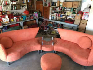 Midcentury Modern Couch