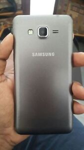 Galaxy Grand Prime black and grey 8g