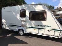 Abbey Freestyle 470/2 caravan