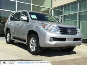 2012 Lexus GX 460 4x4/NAVIGATION/BACK UP MONITOR/SUNROOF/HEATED