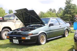Toyota Corolla GT-S AE86 1987