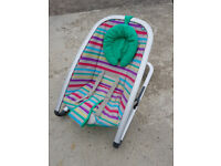 Mothercare baby bouncing cradles & rockers - baby chair / seat with vibrating function