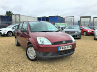 Ford Fiesta Finesse 1.4TDCi Diesel Manual 5 Door Red Delivery Px welcome
