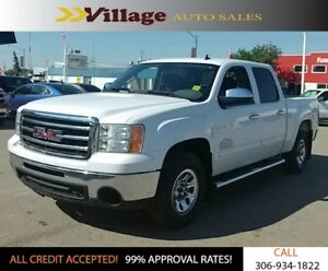 2012 GMC Sierra 1500 SL On Star, Bluetooth,4X4, Hands Free Ca...