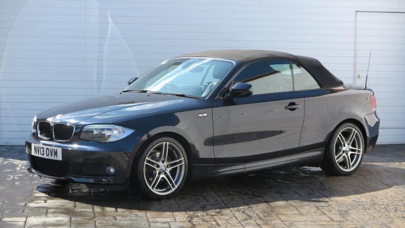 2013 BMW 1 Series 2013 13 BMW 1 Series 118i 2.0 Litre Sport Plus Edition Petrol
