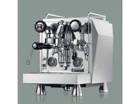 Rocket giotto evoluzione coffee machine 2015 model