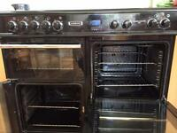All Electric Range Cooker
