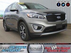 Kia Sorento 2.0L Turbo 2016
