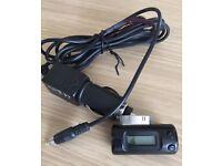 iphone FM transmitter for car