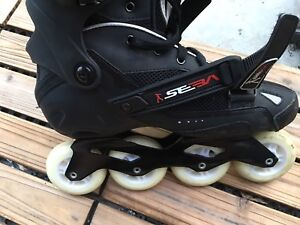 Seba Inline Skates GT Used Only Once 50% off!!! S - 10.5