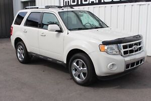 2011 Ford Escape Limited NO ACCIDENTS! LIMITED!