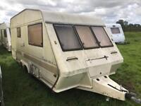 Bessacarr caravan - Cameo 470-2. 2 birth caravan.