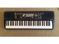 Yamaha PSR - 195 Keyboard