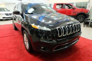 2015 Jeep Cherokee Limited 4X4+GPS+CAMÉRA