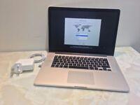 """Apple MacBook Pro Retina 15.4"""" Mid-2014 2.2GHz i7 256GB SSD 16GB RAM MGXA2B/A"""