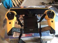 Parrot Skycontroller for Parrot Bebop Drone 2KM Range Yellow Sky Controller