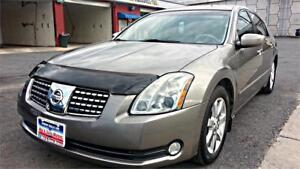 2006 Nissan Maxima 3.5 SE / ACCIDENT FREE / 148k / 3 in stock