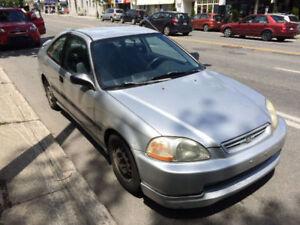1998 Honda Civic Coupé (2 portes)
