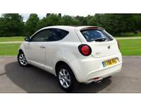 2016 Alfa Romeo MiTo 1.4 8V Progression 3dr Manual Petrol Hatchback