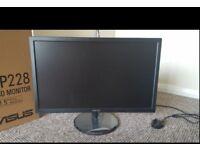 """ASUS 21.5"""" LED Monitor, Original Packaging."""