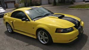 2003 Ford Mustang GT Supercharged Coupé (2 portes)