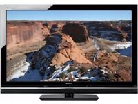 """Sony Bravia 46""""Widescreen LCD Full HD(1080p) Internet Ready TV with USB, Remote & Built-in Freeview"""