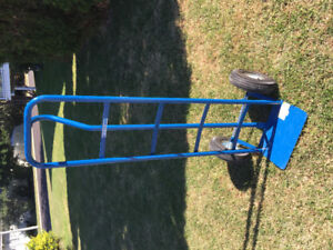 For Sale - Mastercraft Two Wheel Cart - Like New