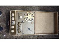 Vintage Ferrograph tape machine