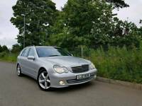 2007 MERCEDES C200 C CLASS CDI AVANTGARDE FINANCE & WARRANTY AVAILABLE