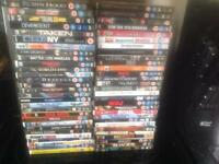 Mixed lot DVD 's