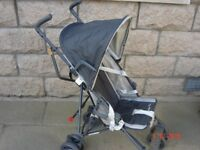 Chicco - Snappy Deluxe Childs Stroller