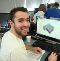 CAD TECHNOLOGIST DIPLOMA. Technical Design Job ready in 6 months