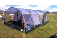 Kampa Croyde 6 Man Tent